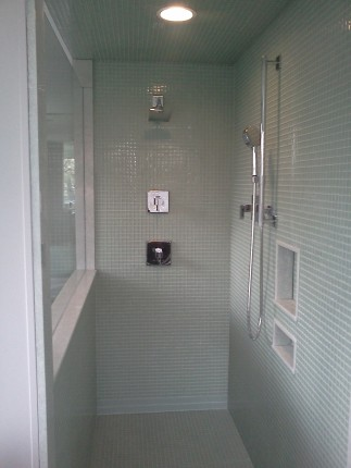 Bathroom Project - Shower