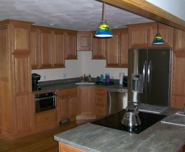 Kitchen - After